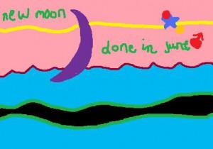 New Moon and Mars Retrograde